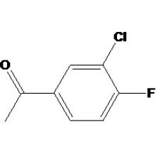 3′-Chloro-4′-Fluoroacetophenone CAS No.: 2923-66-2