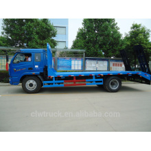2015 hot sale Yuejin truck flat load bed,6T platform truck