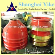 Kegel Brecher Teile konkave Herstellung in China