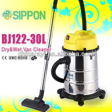 Stainless Steel Barrel Wet and Dry Vacuum Cleaner