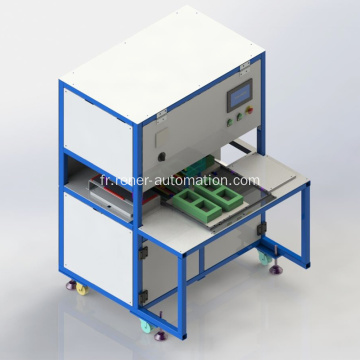 Machine de conditionnement automatique en plastique