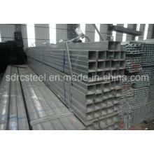 Square Q235 Pre-Galvanized Steel Pipe