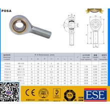 Rolamento elevado da junção do rolamento de extremidade da haste M14 / Posa14