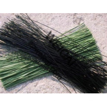 Straight Cut Florist Wire (green or black)