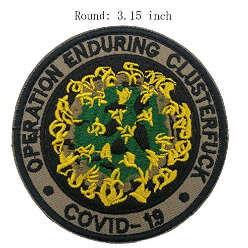 Tactical Military Badges Embroidery