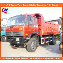 Mini Dongfeng 4*2 Dump Truck 8tons for Bricks and Sand