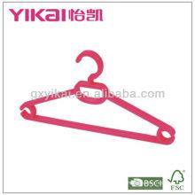 Anti-slip pp plastic hangers
