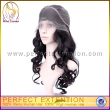 For African American 30 Inch Brazilian Virgin Classy Lace Front Wigs