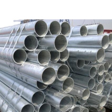 Hot dip galvanized steel pipe  for greenhouse framework greenhouse steel pipe