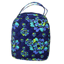 Quilted Cotton Tote Cooler Bags (YSCLB03-094)