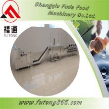 Polierte klebrige Reis-Streifen-Verarbeitungslinie Nahrungsmittelproduktionslinie Snack-Produktionslinie