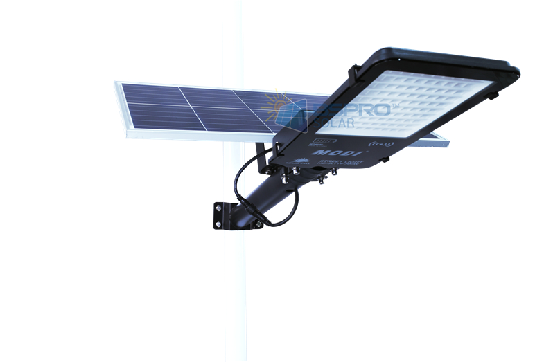 solar street lights with pole