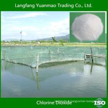 Produits phytosanitaires désinfectants écologiques pour l'aquaculture / Alibaba Bestseller / Dioxyde de chlore