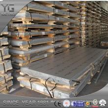 7175 telhas de liga de alumínio usadas telhados