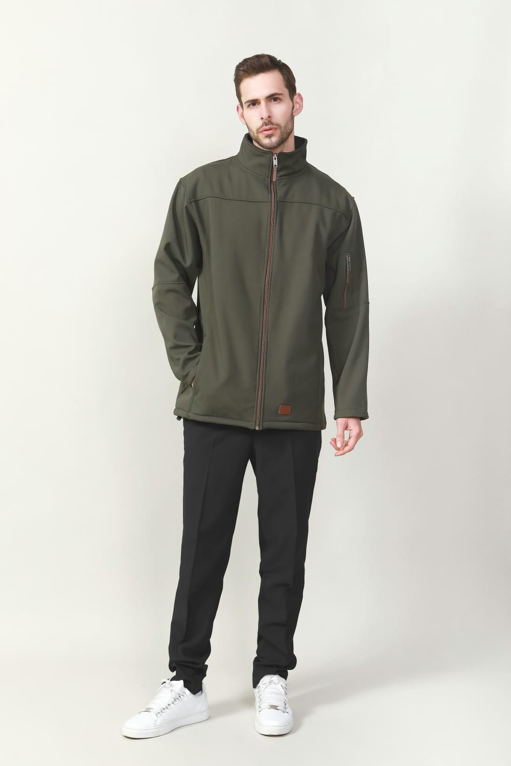 MEN'S SOFTSHELL JKT