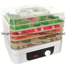 Machine de séchage électrique de viande de machine de déshydratant de fruit de machine de déshydrateur de la nourriture 11L