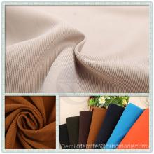 vêtements de travail 100% polyester minimatt tissu Tissu