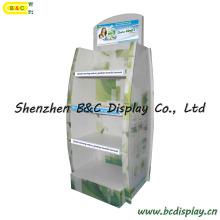 Custom Cardboard Merchandise Display, Cardboard Floor Pop Display (B&C-A064)