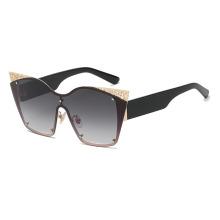 Square Fashion Personalized Sunglasses Sunscreen Sunglasses Cat Eye Sunglasses