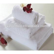 Les constructeurs fournissent qualité coton serviettes personnalisée Hotel salle de bain produits