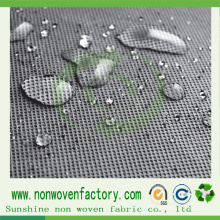 Non-tissé imperméable de polypropylène de tissu non-tissé