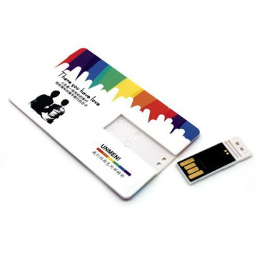 Carte de visite USB Flash Drive