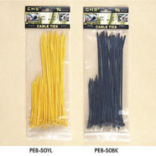 Peb Series (polybag+headcard) Cable Ties