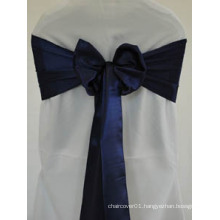 Protex 100% Polyester Chair Satin Sash for Banquet