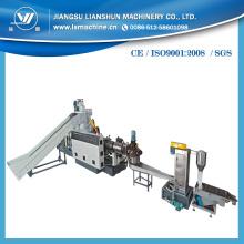 Fabricante de máquina plástica para la planta de granulación de riego PE