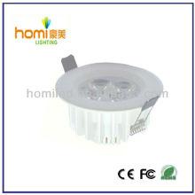 luminária de teto de alta potência levada 4 * 1w