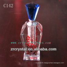 Nice Crystal Perfume Bottle C142