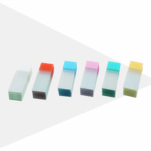 Disposable Frosted Microscope Glass Slides for Lab Use