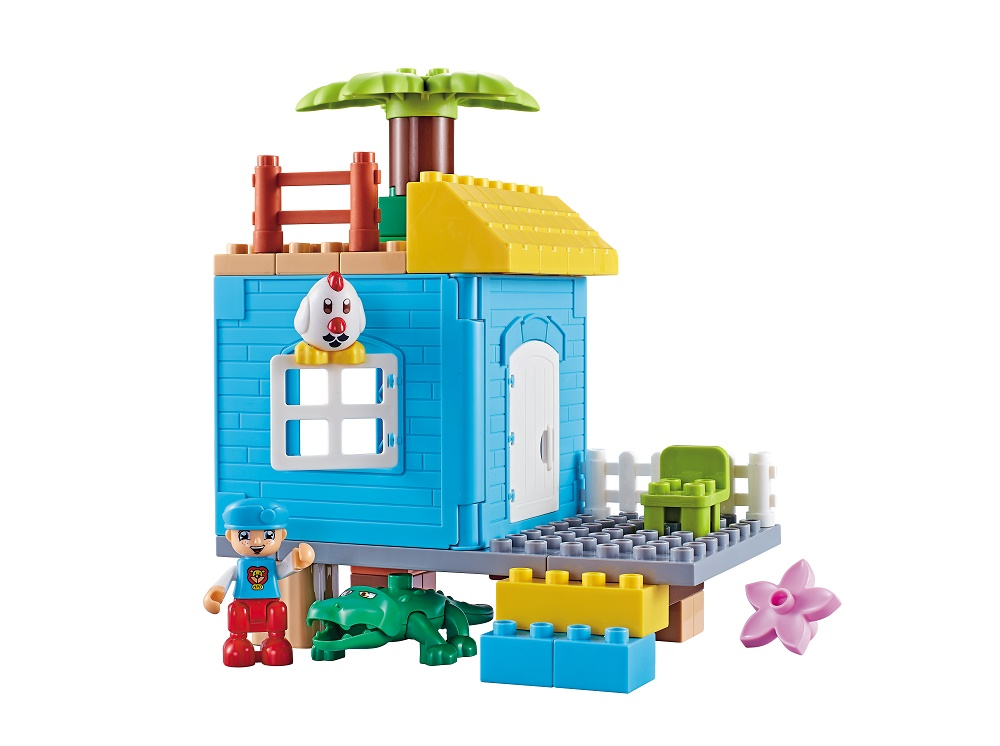 Early Learning Toy House