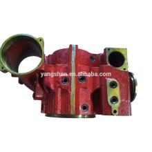 MAN B & W Cylinder Head pour L16 / 24 avec certificat LR / CCS