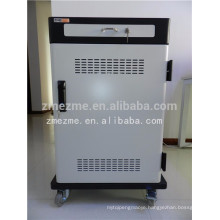 High-strength mobile laptop storage and charging cart/trolley/cabinet 2016