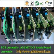 Asamblea del PWB para el tablero del PWB del USB de la fábrica del montaje del PWB del OEM y del odm del motor con tecnología de BGA