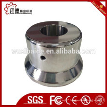 CNC bending/machining chromed plated steel parts/mirror polished surface cnc machining parts
