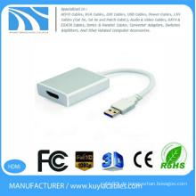 Hochwertiger USB3.0 zum HDMI Adapter