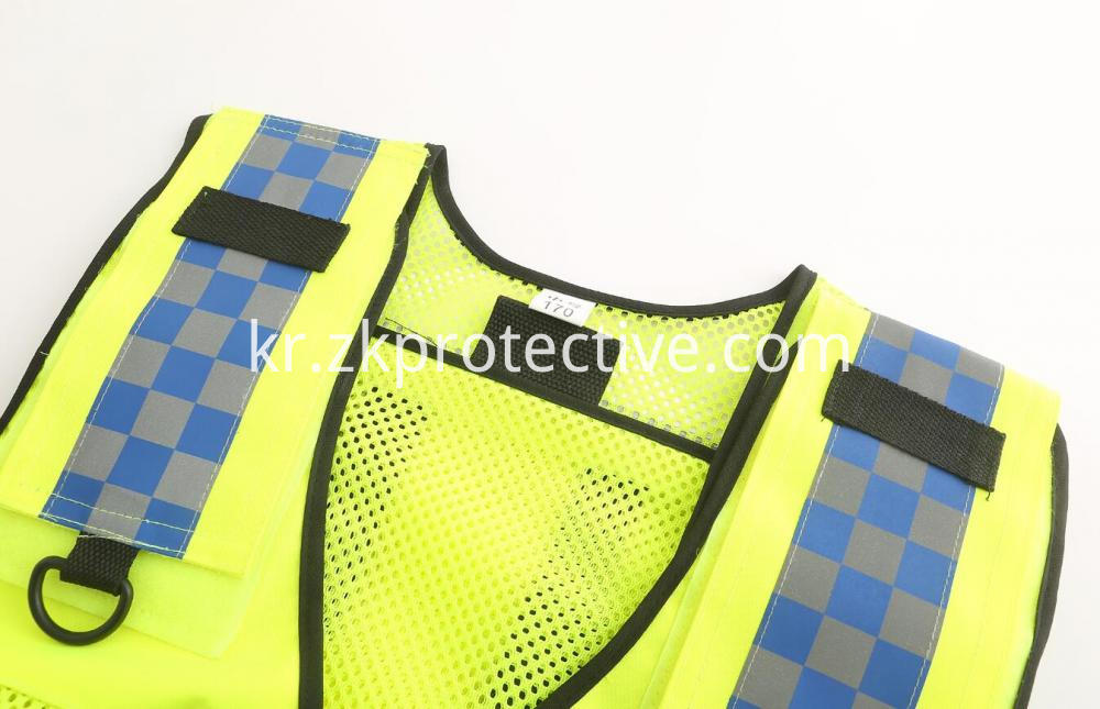 Ce Safety Jackets