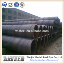 API 5L X42 spiral welded pipe for oil industry