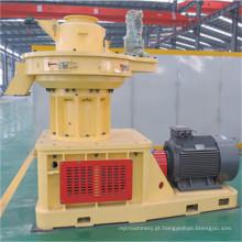 Pelota de madeira da biomassa da serragem da venda quente que faz a máquina