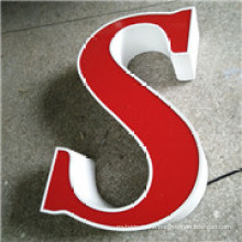 High Quality Waterproof LED Acrylic Letter Advertising Sign Store Advertising Letters