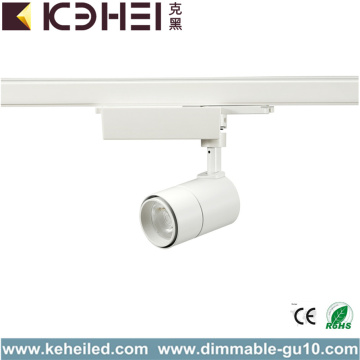7W LED Track Lights Pure White 4000K