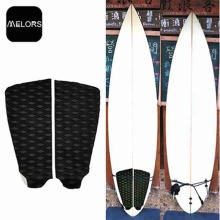 Melors Surfboard Stomp Pad Traction Skimboard Grip Traction