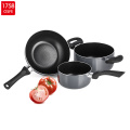 High Quality Resistant  Induction Bottom Sauce Pan