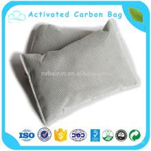 Bolsa de carbón activado de olor absorbente de muestra gratis