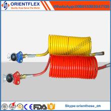 Top Quality PA Colorful Coil Air Brake Hose