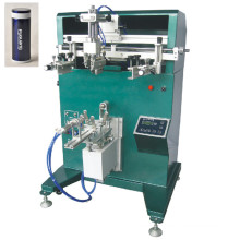 TM-500e Middle Size Cylinder Bottle Screen Printer