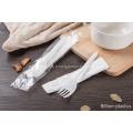 Fourchette à serviette en plastique PP de qualité alimentaire