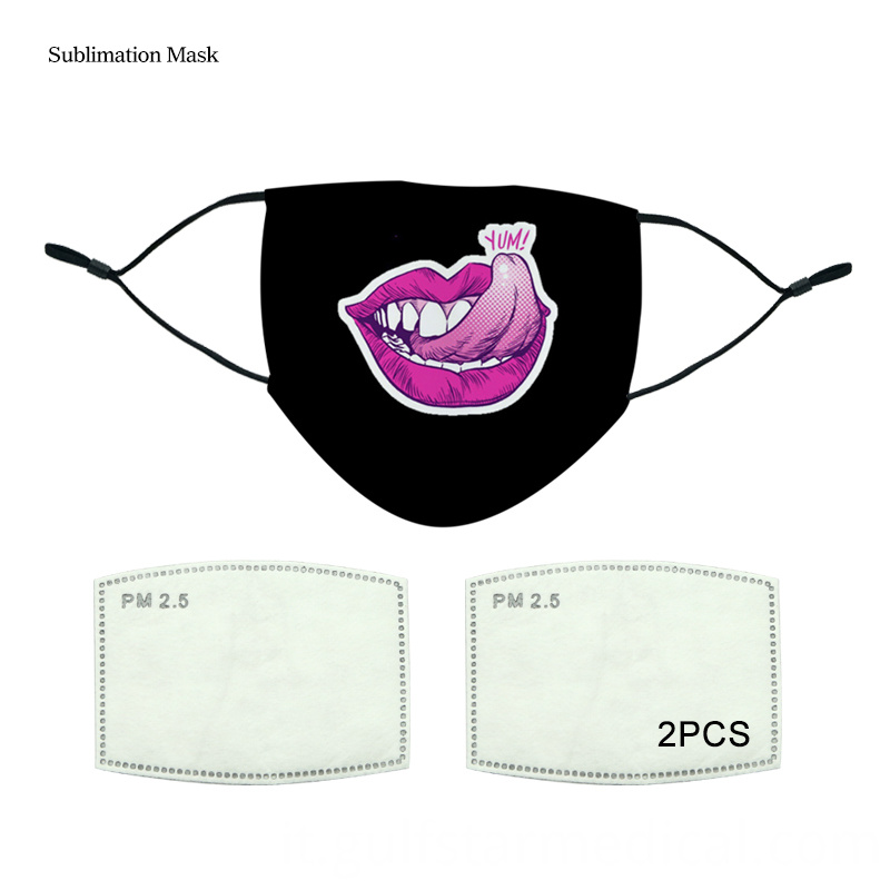 Personalized custom face mask